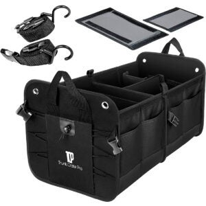 Best Trunk Organizer Options: Trunkcratepro Collapsible Portable Multi
