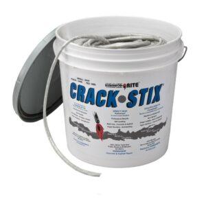 The Best Asphalt Driveway Crack Filler Option: Crack-Stix Permanent Blacktop Crack Filler