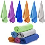 The Best Cooling Towel Option: Ailawuu 6 Packs Cooling Towel