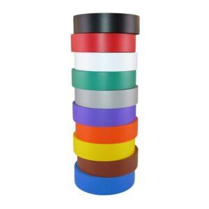 最佳的电子胶带选择:TradeGear电子胶带配套哑光彩虹