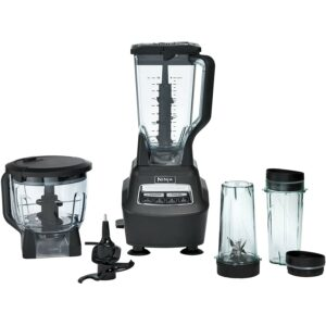 The Best Food Processor Option: Ninja Mega Kitchen System (BL770) Blender-Processor