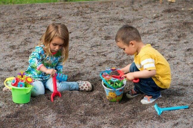 儿童选项最好的花园套装