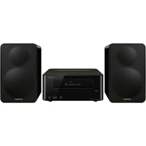 The Best Home Stereo System Option: Onkyo Home Audio System CD Hi-Fi Mini Stereo System
