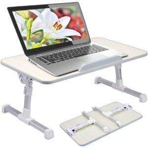 最好的膝上行道Option: Avantree Neetto Height Adjustable Portable Lap Desk
