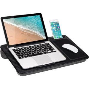 最好的膝盖桌子选项:Lapgear Home Office Lap桌子