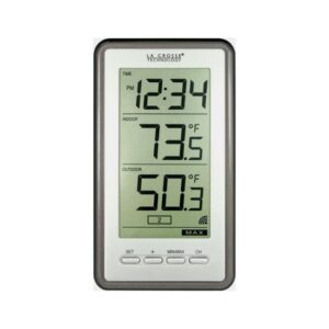 Best Outdoor Thermometer LaCrosse
