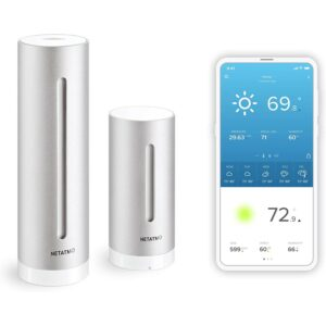 Best Outdoor Thermometer Netatmo