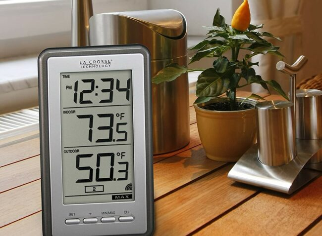 Best Outdoor Thermometer