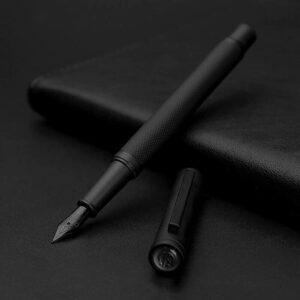 最好的钢笔选项:asvine哑光黑色森林钢笔