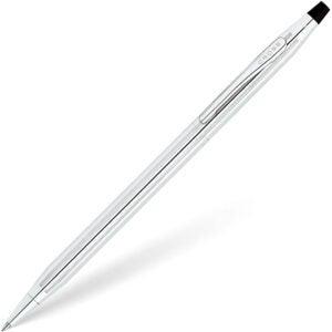 最好的钢笔Option: Cross Classic Century Lustrous Chrome Ballpoint Pen
