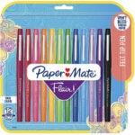 最好的钢笔Option: Paper Mate Flair Felt Tip Pens