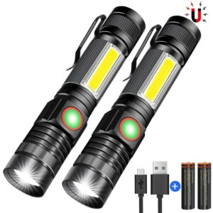 Best Rechargeable Flashlight Magnet