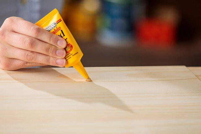 最好的可锻造木材填充物