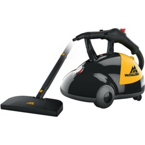 The Best Steam Cleaners Option: McCulloch MC1275 Heavy-Duty Steam Cleaner