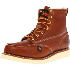 最好的钢铁鞋选择:胸诺德男子的美国遗产6个MoC脚趾