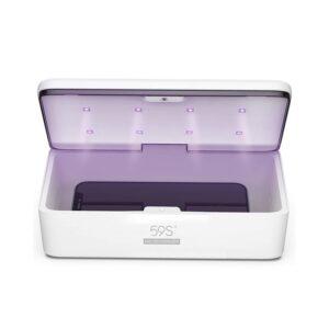 最佳紫外线灭菌器选项:59S智能手机UV-C LED S2的UVC消毒器