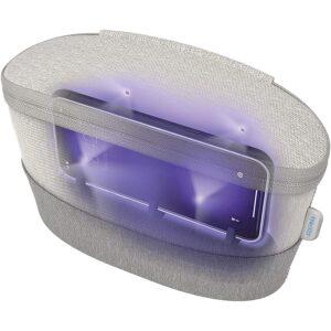 最好的紫外线灭菌器选项:Homedics Sunitizer Bag便携式UV光消毒器