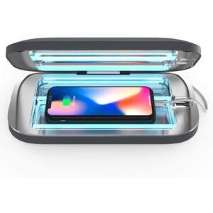 最好的紫外线灭菌器Option: PhoneSoap Pro UV Smartphone Sanitizer