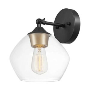 The Best Wall Sconces Option: Globe Electric Harrow 1-Light Wall Sconce