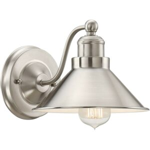 The Best Wall Sconces Option: Kira Home Welton 8.5- Modern Industrial Wall Sconce