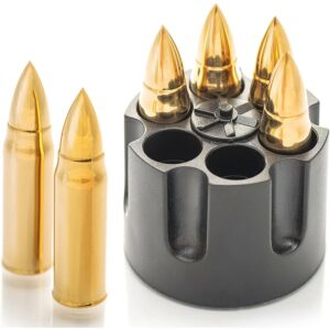 Best Whiskey Stones Bullets