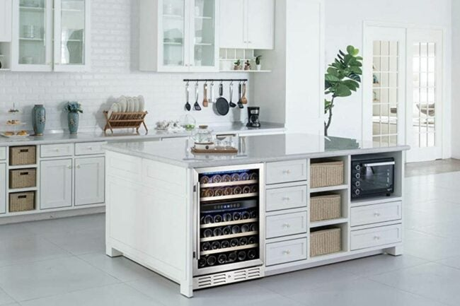 The Best Wine Coolers and Wine Fridges for Chilled Drinks