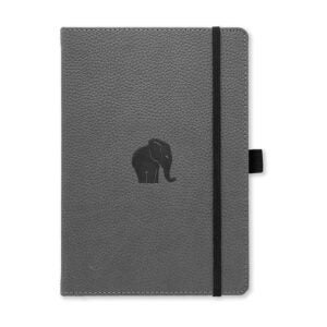 The Best Bullet Journal Option: Dingbats Wildlife Dotted Hardcover Notebook