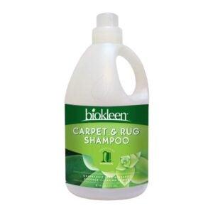 The Best Carpet Shampoo Option: Biokleen Natural Carpet Cleaner and Rug Shampoo