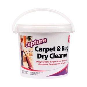 The Best Carpet Shampoo Option: Capture Carpet Cleaner