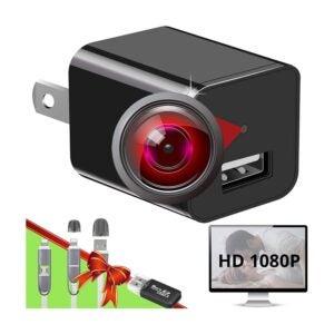 The Best Hidden Camera Option: ALPHATECH Spy Camera Charger - Hidden Camera