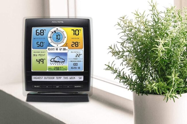 The Best Home Weather Station Options