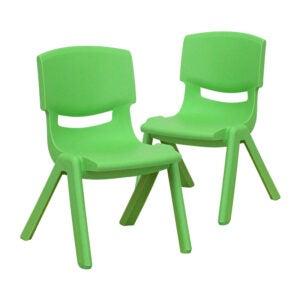 The Best Kids' Desk Chair Option: Flash Furniture 2 Pack School Chair
