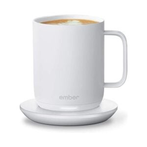 The Best Mug Warmer Option: NEW Ember Temperature Control Smart Mug 2
