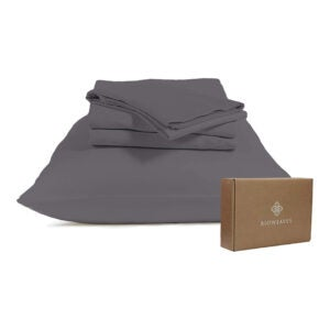 The Best Organic Sheet Option: BIOWEAVES 100% Organic Cotton Sheets