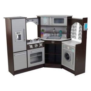 最好的游戏厨房选择:Kidkraft终极角落播放厨房