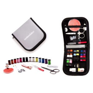 The Best Sewing Kit Option: Embroidex Sewing Kit for Home, Travel & Emergencies