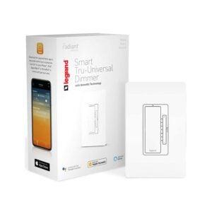 The Best Smart Dimmer Switch Option: Legrand Smart Dimmer Switch, Apple Homekit