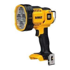 The Best Spotlight Option: DEWALT 20V MAX LED Work Light