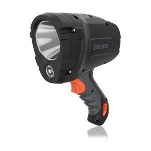 The Best Spotlight Option: ENERGIZER LED Spotlight, IPX4 Water Resistant