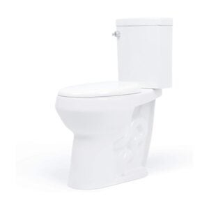 The Best Toilet Option: Convenient Height Extra Tall Toilet Dual flush