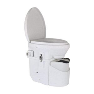The Best Toilet Option: Nature's Head Self Contained Composting Toilet