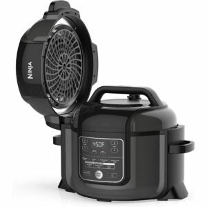 The Best Air Fryer Option: Ninja Foodi 9-in-1 Air Fryer with 6.5 Quart Capacity