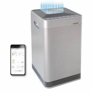 用于宠物的最佳空气净化器选项:NuWave Oxpure大面积智能空气净化器