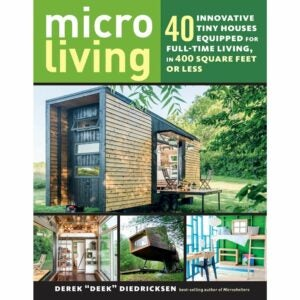 The Best Architecture Books Option: Micro Living: 40 Innovative Tiny Houses