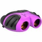 儿童最好的双筒望远镜选项:DreamingBox紧凑型防震双筒望远镜儿童