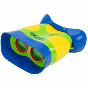儿童最好的双筒望远镜选项:教育见解GeoSafari Jr. knnoculars