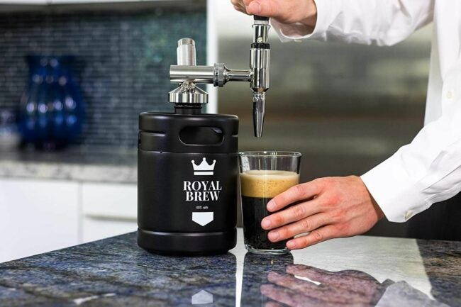 The Best Cold Brew Coffee Maker Option