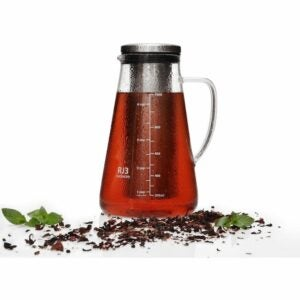 The Best Cold Brew Coffee Maker Option: ovalware Cold Brew Coffee Maker and Tea Infuser