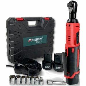 The Best Cordless Ratchet Option: AOBEN Cordless Electric Ratchet Wrench Set
