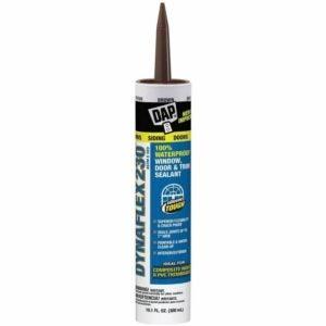 The Best Exterior Caulk Option: Dap Dynaflex 230 Sealant